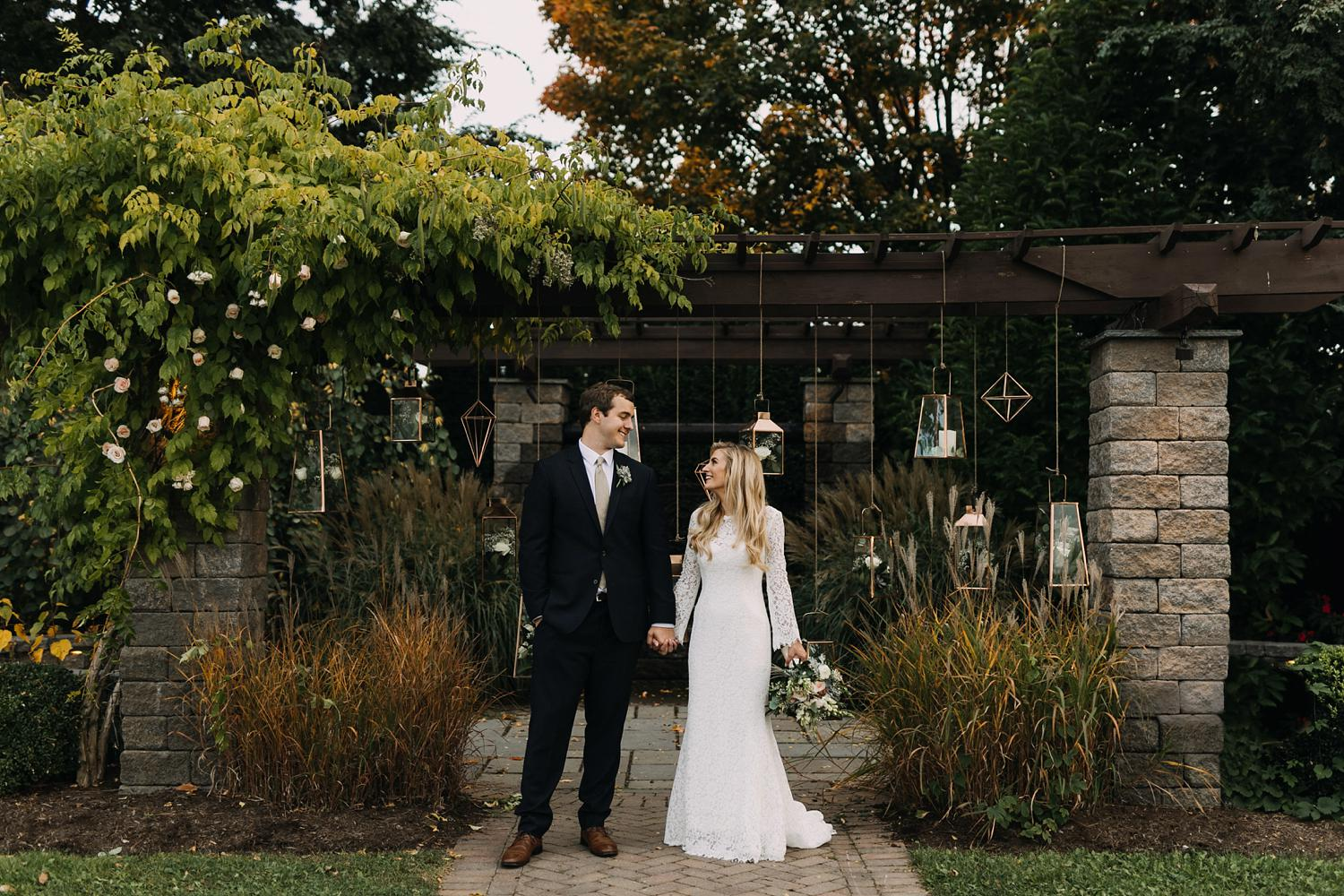 Conservatory Sussex County Fairgrounds Augusta NJ Wedding Photography Steph Massaro