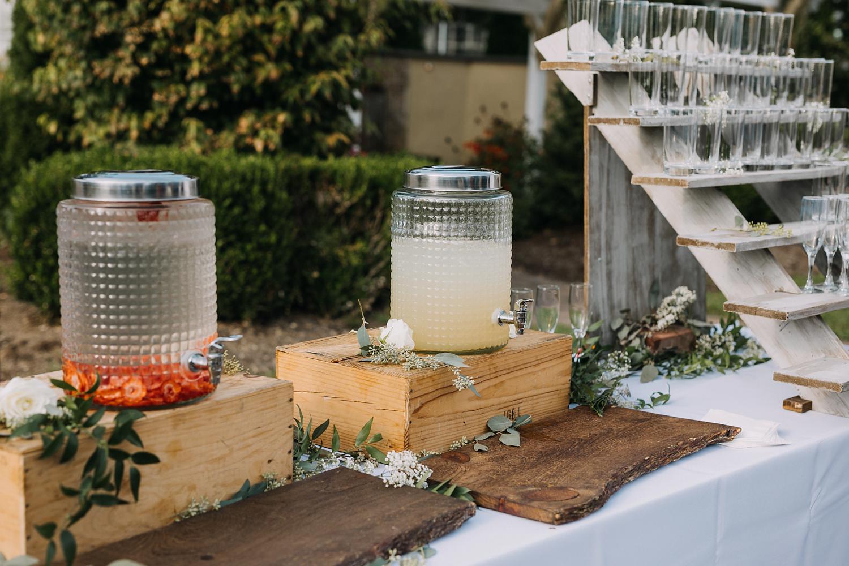 Conservatory Sussex County Fairgrounds Augusta NJ Wedding Photography Steph Massaro Ceremony Decor