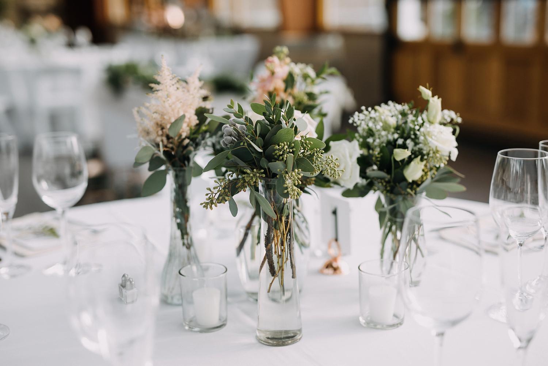 Conservatory Sussex County Fairgrounds Augusta NJ Wedding Photography Steph Massaro Reception Decor