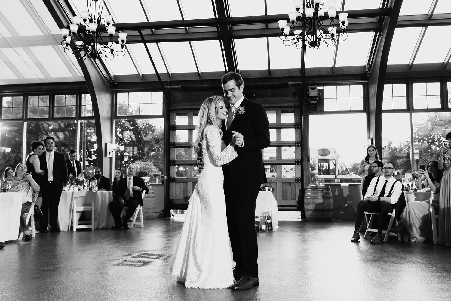 Conservatory Sussex County Fairgrounds Augusta NJ Wedding Photography Steph Massaro First Dance