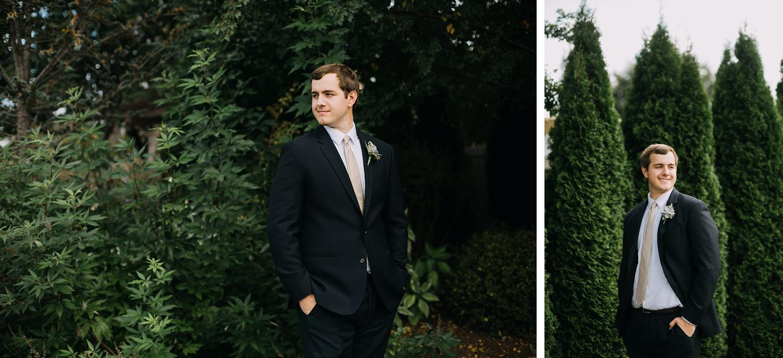Conservatory Sussex County Fairgrounds Augusta NJ Wedding Photography Steph Massaro Groom Portraits