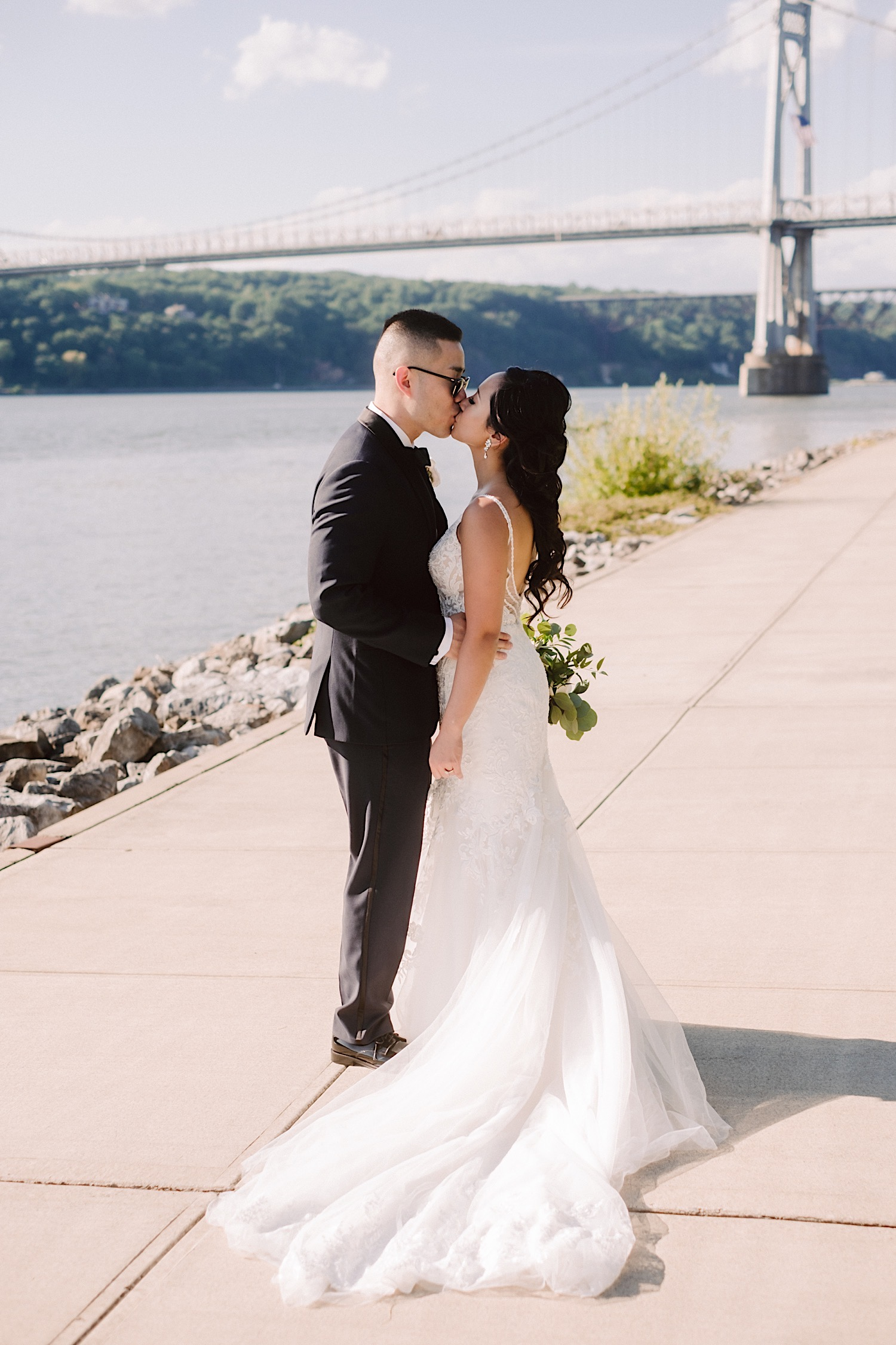 The Grandview Poughkeepsie NY Wedding Photography